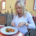 Elischeba diniert kurfürstlich im Schlosshotel