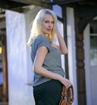 LOTD-Shooting: Marion Kracht by LANA - Öko-Fashion - vegan, nachhaltig, fair