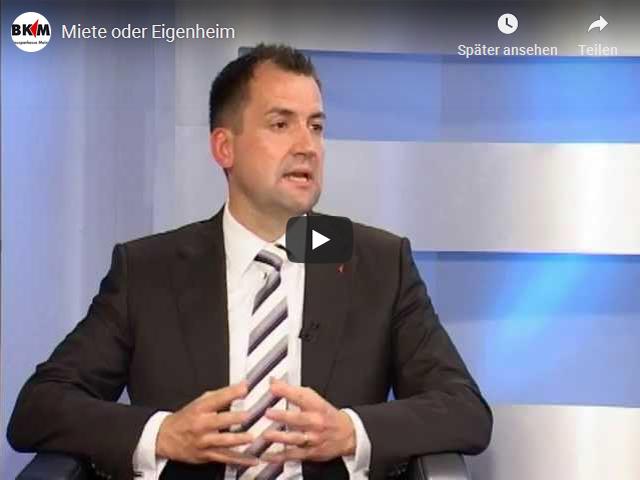 Elischeba interviewt - BKM Miete oder Eigenheim