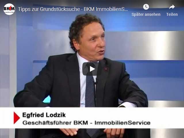 Elischeba interviewt - BKM Tipps zur Grundstücksuche