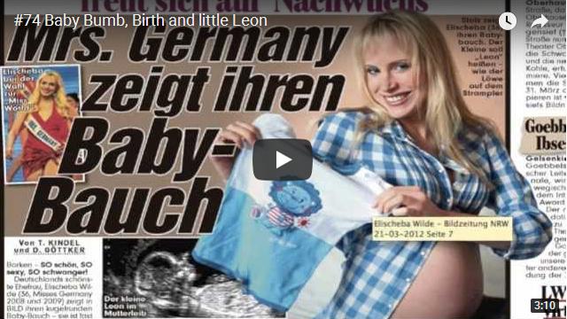 ElischebaTV_074_640x360 Baby Bump Birth and little Leon