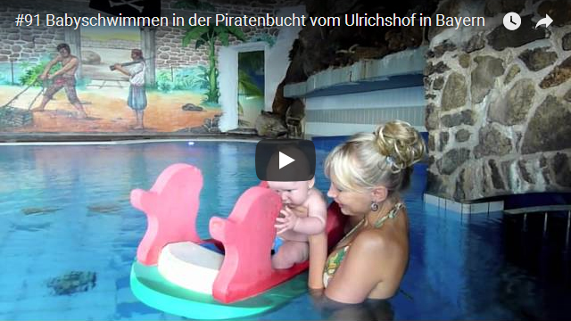 ElischebaTV_091_640x360 Babyschwimmen in der Piratenbucht Ulrichshof Bayerischer Wald
