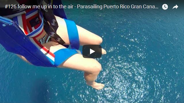 ElischebaTV_126_640x360 Parasailing in Puerto Rico auf Gran Canaria