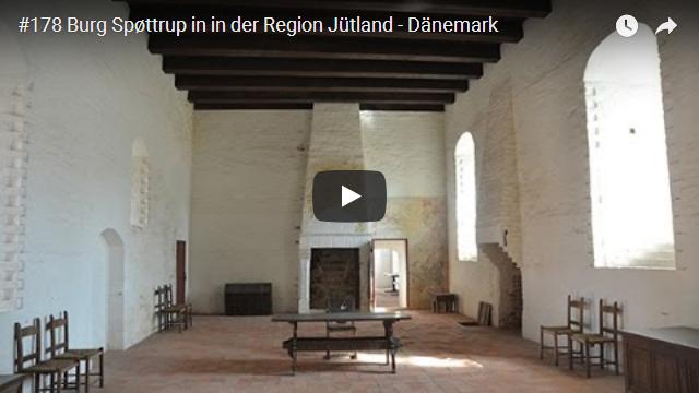 ElischebaTV_178_640x360 Burg Spoettrup in Jütland Dänemark