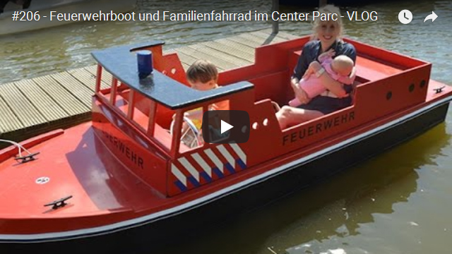 ElischebaTV_206_640x360 Feuerwehrboot im Center Parc
